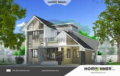 Rajasthan 14 Lakh new home floor plans with pictures Home Building Design, Home Design Plans, Plan Design, Building A House, Free Floor Plans, House Floor Plans, Online Home Design, Villa Plan, 3d Home
