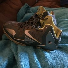 Lebron 11 Dunk man Worn but in good shape Shoes Sneakers