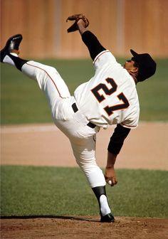 Juan Marichal - San Francisco Giants (Mar 8, 1965)
