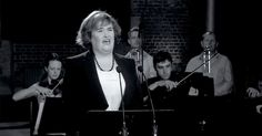 Few have sung this classic like Elvis – but now watch Susan Boyle come pretty close