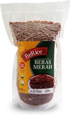 Jual Beras Merah Organik dengan kualitas tinggi dan rasanya lebih enak, empuk serta wangi. Kami sedang mengembangkan varietas Beras Merah Wangi, non GMO.