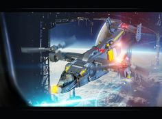 http://www.brothers-brick.com/2015/07/13/vtol-is-the-future-for-beachheads/