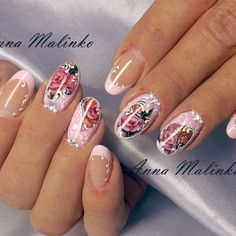 #ногти #рисуем #аннамалинко #лучшиеногти #ногтики #рисункинаногтях #дизайн #дизайнногтей #шеллак #покрытие #покрытиегельлаком #маникюр