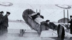Interview with David Bremner and Theo Willford on the rebuild of a Bristol Scout C biplane