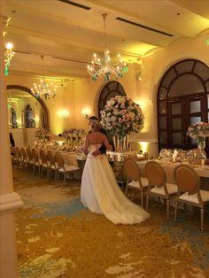 Wedding Reception with a romantic look White Gold and Blush  destinationweddings #weddingideas #destinationweddingspuertorico #stylemepretty #justengaged #bridetobe #weddingplanner #mariaalugo #bridebook #luxurywedding #WeddingWire #Honeybook #HuffPostIDo #WanderlustWeddind #SayIDo #jewishweddingsandideas By Maria Lugo,AWP Destination Wedding Planner marialugopr.com 787-548-5561 mariaalugo@gmail.com