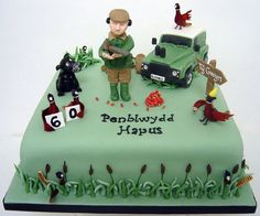 Hunting Scene Cake Decorations : 1000+ images about Hunting Cakes on Pinterest Hunting ...