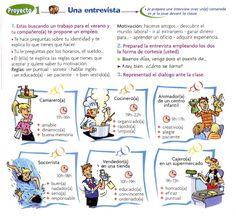 Spanish Class, Teaching Spanish, Spanish Worksheets, Journal, Reading, Recherche Google, Teaching, Spanish Classroom Activities, Reading Comprehension