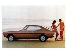 Ford Capri 1700 GT - 1969