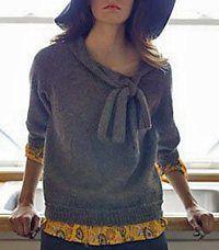 Leah B. Thibault: Modern Vintage Knitting - Knitting Daily - Knitting Daily
