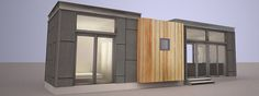 ModHaus Adds Contemporary Flair to Tiny House Movement