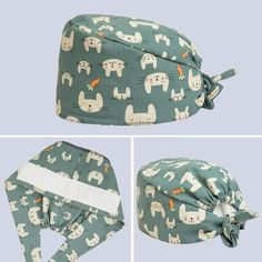 Discover recipes, home ideas, style inspiration and other ideas to try. Sewing Tutorials, Sewing Hacks, Sewing Projects, Sewing Patterns, Scrub Hat Patterns, Scrubs Pattern, Half Square Triangle Quilts Pattern, Surgical Caps, Hat Tutorial