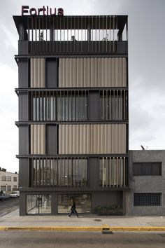 Renovation of México Fortius Office Building / ERREqERRE Arquitectura y…