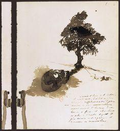 Victor Hugo (1802-1885), Les contemplations, « Aux arbres» XXIV
