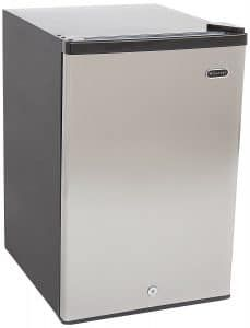 Whynter is a cubic feet capacity Energy Star rated freestanding type upright freezer with an