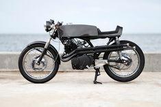 Thunderhawk: A New Angle On The Honda CB77