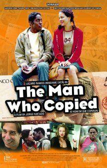 O Homem Que Copiava (2003) Poster