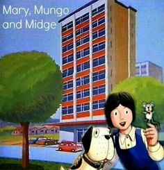 """Mary, Mungo and Midge Narrated by the late great Richard Baker 🎙️"" 1970s Childhood, My Childhood Memories, Sweet Memories, Just In Case, Just For You, Kids Tv, I Remember When, My Memory, The Good Old Days"