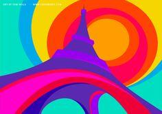 Eiffel Tower - Tom Veiga