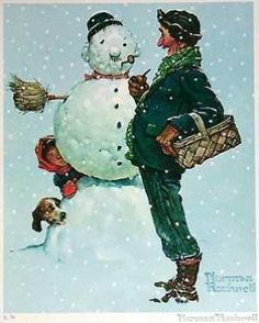 Norman Rockwell  ♥                                                                                                                                                                                 More