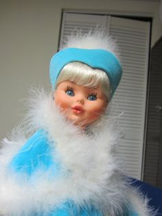 Furga Italy dolls ~ I have a lot of vintage Furga dolls.  Some I was going to sell, but I have decided to keep all of them.