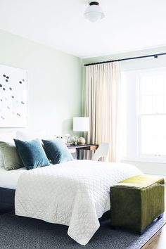 9 Abundant Tips AND Tricks: Guest Bedroom Remodel Home small bedroom remodel how to build. Modern Home Interior Design, Interior Exterior, Modern House Design, Cool Ideas, Home Decor Bedroom, Modern Bedroom, Bedroom Ideas, Bedroom Furniture, Girls Bedroom