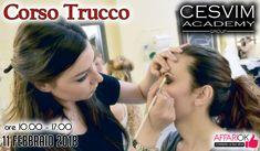 CORSO TRUCCO 11 Febbraio Da CESVIM Academy