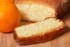 Cake a l'orange de Pierre Hermé