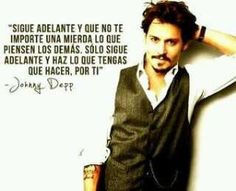 Jhonny Deep quotes