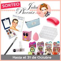   SORTEO   Kit de maquillaje con Bekamakeup