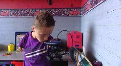 Cappies-winnaar Glenn (12) is nieuwe kinderambassadeur NSGK