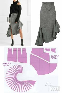 Amazing Sewing Patterns Clone Your Clothes Ideas. Enchanting Sewing Patterns Clone Your Clothes Ideas. Sewing Dress, Skirt Patterns Sewing, Sewing Clothes, Clothing Patterns, Pattern Sewing, Fashion Sewing, Diy Fashion, Pattern Draping, Make Your Own Clothes