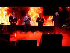 Il Divo - Wicked Game - Minneapolis - 8-2-2012