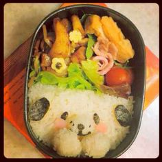 Woofy Bento...