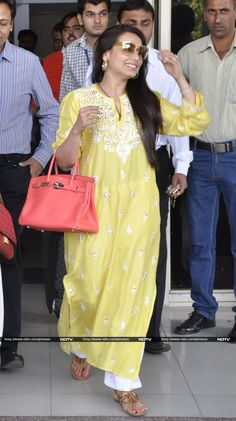 Nita Ambani's Celebs arrive in Jodhpur Ethnic Fashion, African Fashion, Indian Fashion, High Fashion, Pakistani Outfits, Indian Outfits, Indian Attire, Indian Wear, Kurta With Pants
