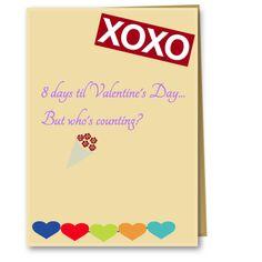 Valentine's Day Countdown #athomeInsiders #somethingsweet