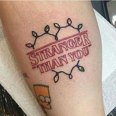 Uma coragem pra fazer essa tatuagem que eu não teria . . . ~Bia