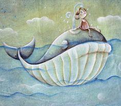 illustrazioni balena - Cerca con Google
