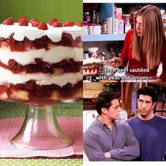 Love F.R.I.E.N.D.S? Try these easy recipes from your favorite Friends TV show moments!