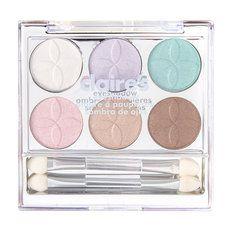 Pastel Shimmer Eyeshadow Palette