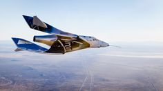 The private space tourism company Virgin Galactic successfully flew its SpaceShipTwo, named the VSS Unity, in its first glide test flight on Saturday (Dec. 3). Virgin Galactic aims to one day take paying customers on private suborbital flights into space