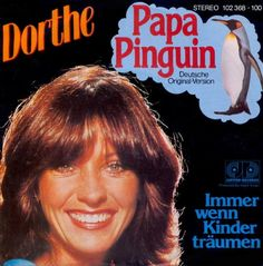 """""""Papa Pinguin"""" Perfomer: Dorthe (Kollo) German version of the Eurovision 1980 entry from Luxembourg."""