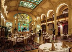 """The Belmond Grand Hotel Europe first opened for business in 1875 under the name """"Hotel de l'Europe.""""... - belmond.com"""