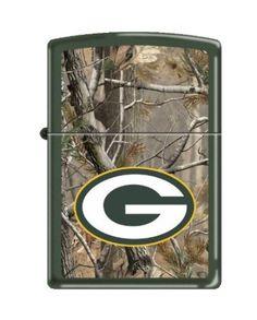 NFL Green Bay Packers Realtree Zippo - SOOOOO mine!!
