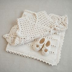 baby knits and crochet by plainliving, via Flickr