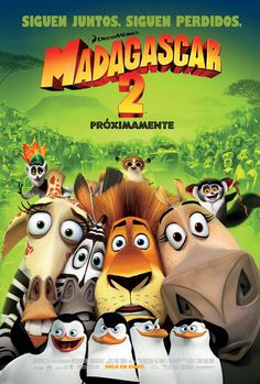 Madagascar 2 - 2008