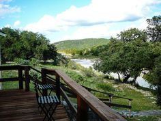 Lightning Bug Springs…A Wonderful Texas Hill Country Retreat! – FrioMan Vacation Lodging. Has pavillion for event. Sleeps 48