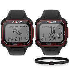 best service 0ab90 db49e Polar RC3 GPS, mi nuevo compañero de running y lo que se tercie!