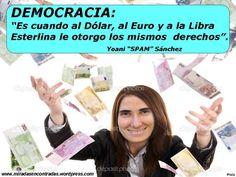 Yoani y la democraCIA