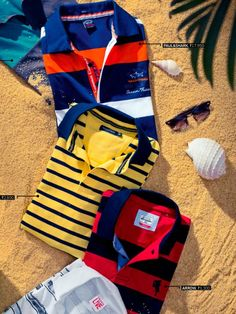 Summer  polo shirts