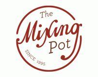 """다음 @Behance 프로젝트 확인: """"The Mixing Pot Restaurant"""" https://www.behance.net/gallery/1906405/The-Mixing-Pot-Restaurant"""